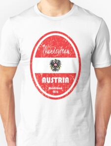 Euro 2016 Football - Austria T-Shirt