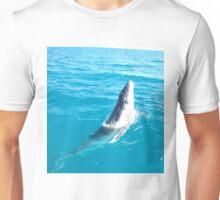Humpback Calf, Hervey Bay Unisex T-Shirt