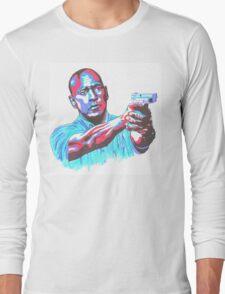 Denzel Washington Equalizer movie Long Sleeve T-Shirt