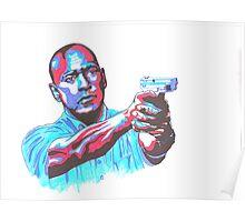 Denzel Washington Equalizer movie Poster