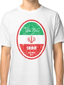 World Cup Football - Iran Classic T-Shirt