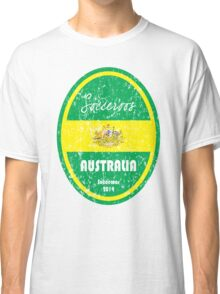World Cup Football - Australia (distressed) Classic T-Shirt