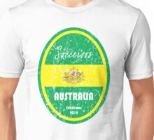 World Cup Football - Australia (distressed) Unisex T-Shirt