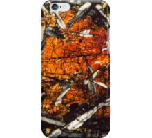 Pyroxene Crystals 2 iPhone Case/Skin