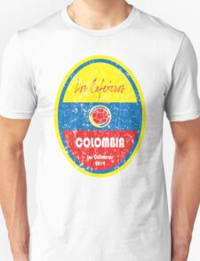 World Cup Football - Colombia T-Shirt