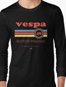 Vespa 46 Long Sleeve T-Shirt