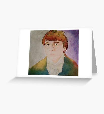 Pierre Bezukhov Greeting Card
