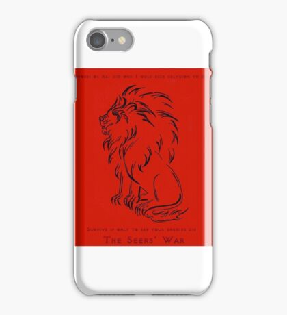 The World of Kore iPhone Case/Skin