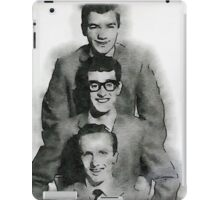 Buddy Holly and the Crickets by John Springfield iPad Case/Skin