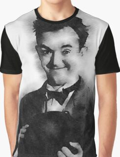 Stan Laurel Graphic T-Shirt