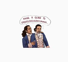Hamilton - Raise A Glass To Freedom T-Shirt