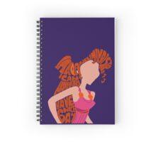 Meg Spiral Notebook