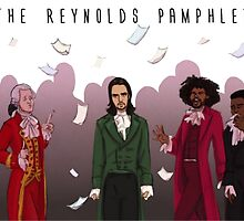Hamilton - The Reynolds Pamphlet by ilirida