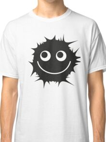 Black and white emoticon Classic T-Shirt