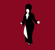 Plus Size Halloween - Elvira by murderofgoths
