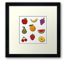 Food - Fruit Framed Print