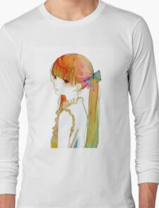 Color Girl Long Sleeve T-Shirt