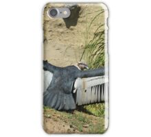 Andean Condor Spreading its Wings iPhone Case/Skin