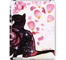 Valentine's Day Space Cats iPad Case/Skin