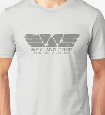 WEYLAND CORP - Weathered Unisex T-Shirt