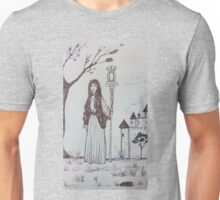 The Bored Enchantress Unisex T-Shirt