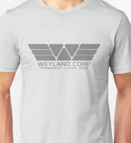 WEYLAND CORP - Clean Unisex T-Shirt