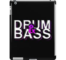 Drum and Bass iPad Case/Skin