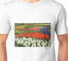 Varicoloured Keukenhof Unisex T-Shirt