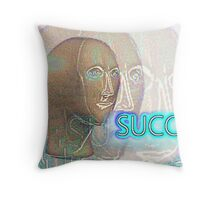 just succ Throw Pillow
