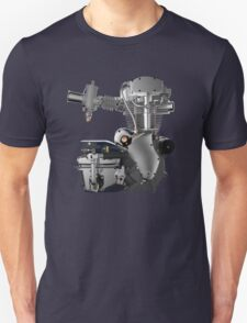 Velocette Thruxton Engine T-Shirt
