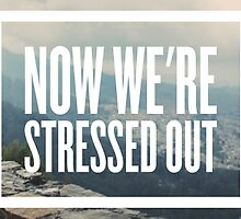 Stressed out by SEA123