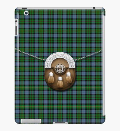 Clan Smith Tartan And Sporran iPad Case/Skin