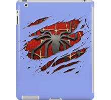 Spiderman Chest Ripped iPad Case/Skin