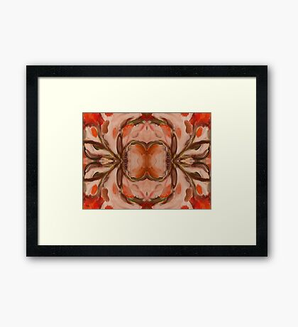 ABSTRACT 226 Framed Print