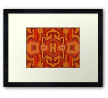 ABSTRACT 830 Framed Print