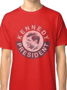 Vintage 1960 Kennedy for President T-Shirt Classic T-Shirt