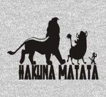 Hakuna Matata by BethM93