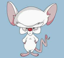 Pinky and The Brain - Brain Baby Tee