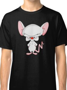 Pinky and The Brain - Brain Classic T-Shirt