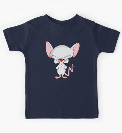 Pinky and The Brain - Brain Kids Tee