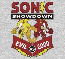 Sonic Showdown One Piece - Long Sleeve