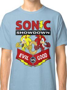 Sonic Showdown Classic T-Shirt