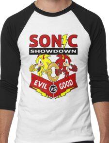 Sonic Showdown Men's Baseball ¾ T-Shirt
