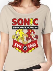 Sonic Showdown Women's Relaxed Fit T-Shirt