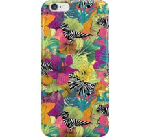 wondergarden iPhone Case/Skin