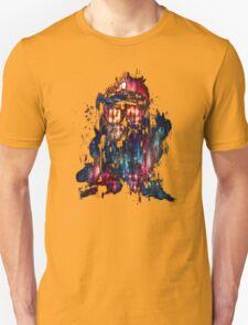 tardis dr who paint  Unisex T-Shirt