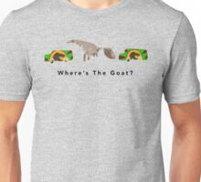 Where's The Goat? (Colour) Unisex T-Shirt