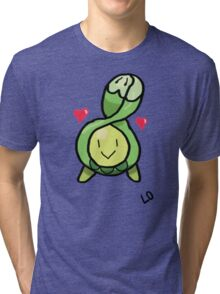 Budew in love Tri-blend T-Shirt
