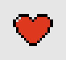 Pixel Heart by lurkingpickle