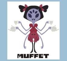Muffet Color Baby Tee